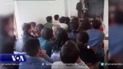 Rezistenca në Kosovë përmes edukimit diskutohet në Universitetin Georgetown