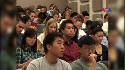 Số du học sinh ở Mỹ gần đạt 900.000 người