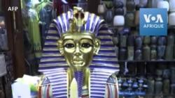 """Les souvenirs """"Made in Egypt"""" en quête d'acheteurs"""