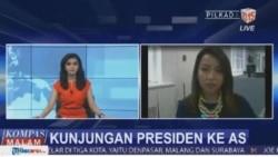 Kunjungan Presiden RI di AS: Jokowi Jelaskan Perlambatan Ekonomi dan Kabut Asap