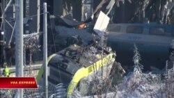 Thổ Nhĩ Kỳ: Tai nạn tàu hỏa, ít nhất 9 người chết