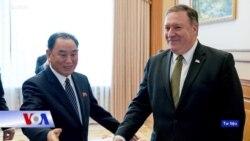 Ngoại trưởng Mỹ hoãn họp với cố vấn Triều Tiên