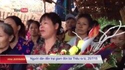 HRW kêu gọi VN phóng thích 'dân oan' Cấn Thị Thêu