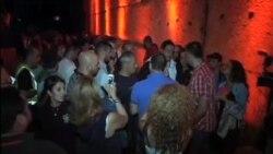 برگزاری جشنواره موسیقی بعلبک لبنان در معبد بقاع