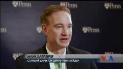 Facebook та Twitter мають уважніше вивчати досвід Києва в боротьбі з несправжніми новинами та пропагандою - Карпентер. Відео