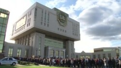 Цукерберг в Москве: встреча со студентами МГУ
