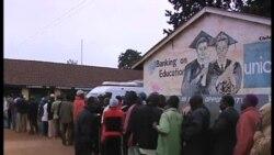 肯尼亞在緊張氣氛中舉行總統選舉