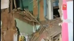 智利星期三發生8.3級地震 至少5人喪生