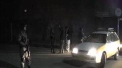 喀布爾使館區遭攻擊後戒備森嚴