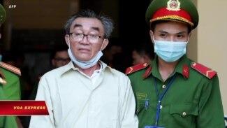Vụ nổ bom đồn công an: Gần 200 năm tù cho nhóm Triều Đại Việt