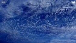 แสงสียามค่ำคืนของโลก มุมมองจากอวกาศ