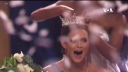 藥劑學博士生贏得2020年美利堅小姐后冠