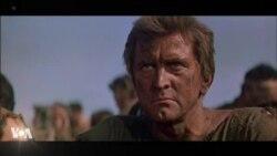 Retour sur le parcours de Kirk Douglas, légende du cinéma américain