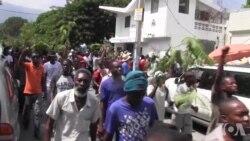 Ayiti: Palmantè Opozisyon yo Anvizaje yon Seri Mouvman pou Fòse Prezidan Peyi a Fè Chanjman nan Bidjè a