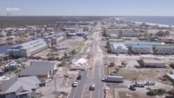 Городок во Флориде уничтожен ураганом «Майкл»