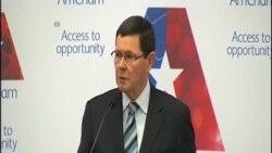 澳大利亞尋求擴大與美國聯盟