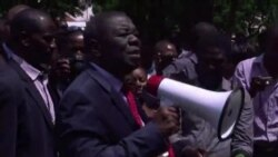 MDC-T Leader Challenges Government to End Mystery of Dzamara's Whereabouts
