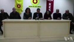 Diyarbakır'da Son 'Barış Akademisyenleri' de İhraç Edildi