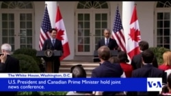 Obama Welcomes Trudeau with Focus on Climate, Trade