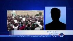 مردم معترض در خرمشهر چه میگویند؛ چرا سی سال بعد از جنگ آب آشامیدنی نداریم