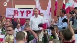Выборы в Польше: Анджей Дуда выходит во второй тур