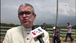 """Obispo de Cúcuta: """"El pueblo venezolano tiene hambre"""""""