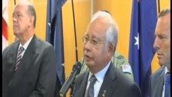 馬來西亞總理誓言解開馬航客機失蹤之謎