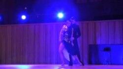 مسابقه بین المللی رقص تانگوی آرژانتینی