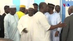 """Des candidats refusent d'""""accepter"""" les résultats de l'élection présidentielle au Mali (vidéo)"""