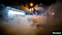 عکس آرشیوی از تجمعات اعتراضی روز شنبه ۳۰ شهریور در هنگ کنگ