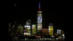 New York Paris Lights