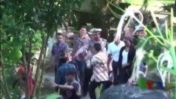 奥巴马在印尼旅游并发表演讲