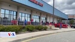SAD: Više od 3.000 radnika u marketima je zaraženo koronavirusom
