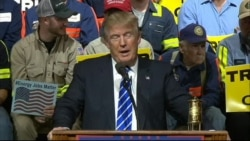 Trump Accuses Clinton of Dishonesty, Pay for Play