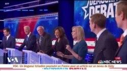Débat démocrate : 10 candidats s'affrontent pour remporter l'investiture