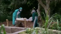 Officials: Number of New Ebola Cases Declining