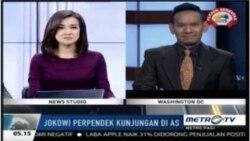 Kunjungan Presiden RI di AS: Agenda Hari Terakhir Jokowi