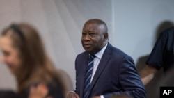 Laurent Gbagbo ari yabaye umwere mu kwezi kwa mbere umwaka ushize wa 2019.