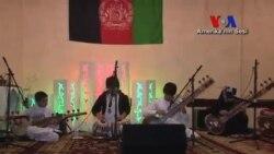 Afganistan Gençlik Orkestrası Amerika'da