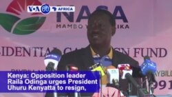VOA60 Africa - Togo Fires Tear Gas to Disperse Ruler's Opponents