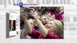Manchetes Americanas 24 Março: Paul Ryan deixa recado a Trump, Hillary continua a ganhar primárias