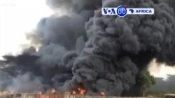 Manchetes Africanas 12 Agosto 2019: Funerais de vítimas de explosão de camião-cisterna