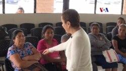 Ciudad Mujer: Entrevista con Vanda Pignato, en El Salvador