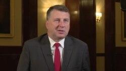 Президент Латвии: Мы чувствуем себя в большей безопасности