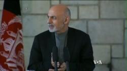 US Troop Levels, Development Remain Focus of US-Afghan Talks