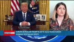 Trump'ın Seyahat Kısıtlamasına Fransa'dan Tepkiler