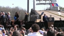 Obama Marked 50th Anniversary of Voting Rights Marches