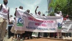 龙之所及:中国标准铁路对肯尼亚生态的影响(1)