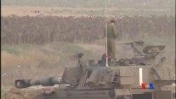 2014-07-29 美國之音視頻新聞: 以色列軍隊繼續進攻加沙