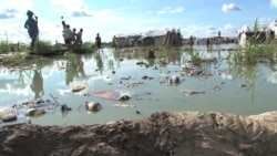 Flooding Adds to Misery in South Sudan Camps